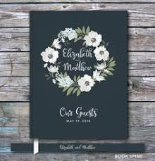 wedding guest keepsakes wedding guest book simple guestbooks affordable guest books modern