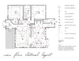 floor plan of a house electrical layout plan of a house house interior