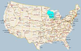 Map The Usa by Fitzy U0027s Web Site Travel United States Of America