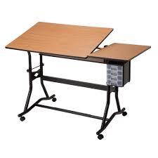 Alvin Elite Drafting Table Alvin Craftmaster Ii Split Top Drafting Drawing Table Cm60 3 Wbr