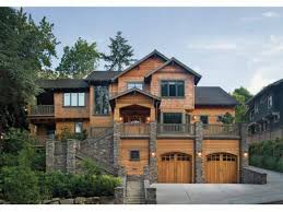 Barn Style Garages Wondrous Log Home Floor Plans With Garage And Basement Using