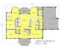 georgian mansion floor plans georgian colonial house plans revival mansion floor plan
