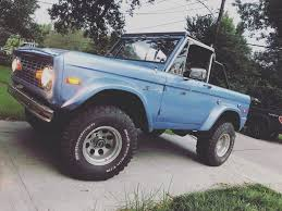 ford bronco jeep modified 1976 ford bronco custom offroad for sale