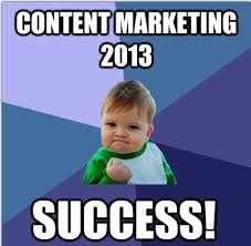 Best Memes 2012 - the best of content marketing memes content