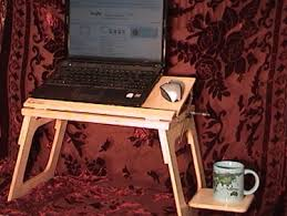Lap Desk With Mouse Pad Ipad Lap Desk Crafting Table W Mousepad U0026 21 Plus Uses Meylah