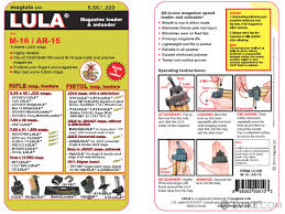 maglula lula universal rfile magazine speed loader unloader