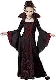 amazon com victorian vampiress kids costume toys u0026 games