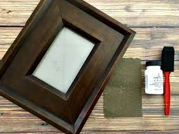 Upcycled Home Decor Thrift Store Shopping Easy Upcycled Photo Frame