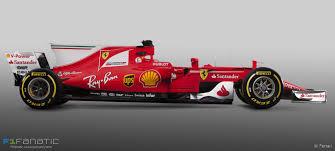 newest ferrari pictures ferrari u0027s new f1 car for 2017 revealed u2013 f1 fanatic