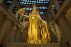 Parthenon Interior Parthenon Nashville History And Information Guide