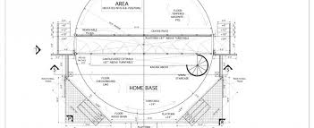 Set Design Floor Plan Drafting U0026 Set Design