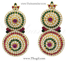 thugil store idol hindu goddess ear decoration