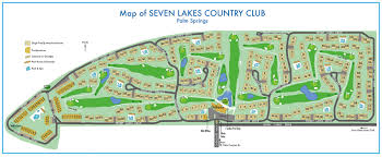 Coco Palms Floor Plan by Seven Lakes Country Club Greater Palm Springs Condos