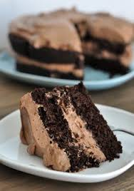 this mocha devil u0027s food cake is simply the best chocolate cake