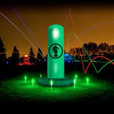 driving range with lights near me new night sports eagle led light up golf range targets motion