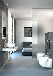 chambre avec salle de bain ouverte sur chambre chambre et salle de bain ouverte salle