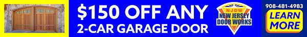 Bridgewater Overhead Doors by Nj Residential Garage Doors Repairs Openers U0026 More Web Specials