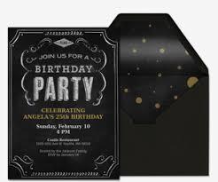 free birthday milestone invitations evite com