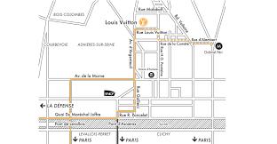 Van Gogh Museum Floor Plan by Asnières
