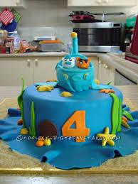 octonauts birthday cake octonauts to the rescue birthday cake