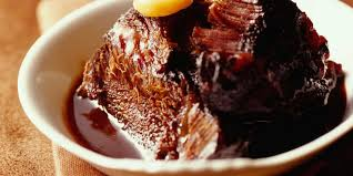 cuisiner de la joue de boeuf joues de bœuf au vin facile recette sur cuisine actuelle