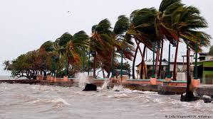 hurricane maria hits puerto rico news dw 21 09 2017