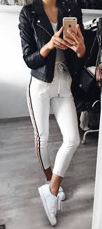 https www stylish cool 42 stylish womens jogger outfits ideas for winter more at