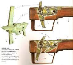 siege machines why are catapults and siege machines in ancient china so simple in