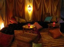 moroccan tents arabic home decorating arab house