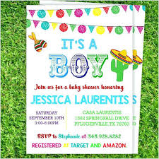 mexican baby shower wonderful mexican baby shower invitations baby shower invitations