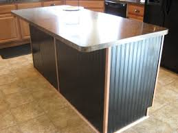 how to install kitchen island romantic kitchen install island and 37 beadboard around how to a