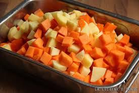 comment cuisiner le potiron recette soupe au potiron et aux pommes de terre la cuisine