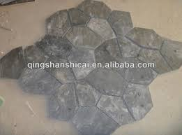 split black slate meshed floor tiles buy mesh