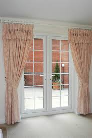 french door curtains amazoncom rhf blackout french door 54w by