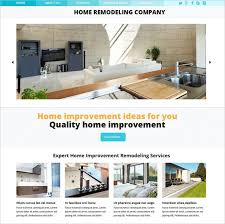 Interior Design Website Templates  Themes Free  Premium Free - Interior design websites home