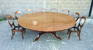 extendable round dining table seats 12 table with 12 chairs round dining table seats round dining room