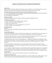 cover letter introduction ingyenoltoztetosjatekok com