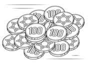 hanukkah coloring page merry hanukkah coloring page free printable coloring pages