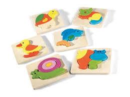 Puzzle Len Puzzle Din Lemn Pentru Bebe Ham Bebe