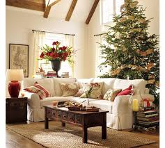 Home Christmas Decorating Uncategorized Decorations Contemporary Home Interior With