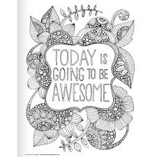 printable coloring quote pages for adults innovative ideas inspirational coloring books for adults now the