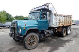 mack dump truck 1986 mack rd686s tandem axle dump truck for sale by arthur trovei