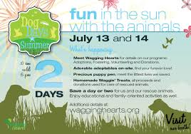 Furry Map Dog Days Of Summer Event U2013 July 12 U2013 14 2013 Wagging Hearts