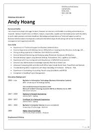 Coo Resume Examples by Writing An Awesome Resume Free Resume Example And Writing Download
