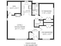 Coach House Floor Plans by 25 Elizabeth Street