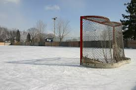 building a backyard hockey rink outdoor furniture design and ideas