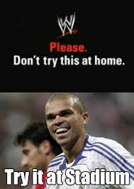Funny Soccer Meme - anything goes