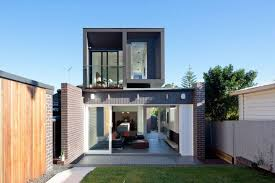 Best Narrow House Designs Sydney Gallery Home Decorating Design - Modern home designs sydney