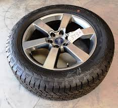 ford f150 rims 17 inch ford f150 fx fx4 20 inch oem wheels tire package oem factory