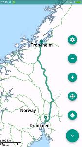Routing Maps by Pocket Maps